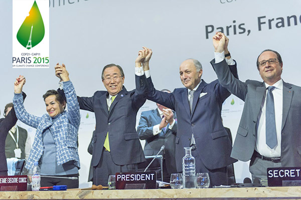 195 nations seal historic Paris pact to stop global warming..